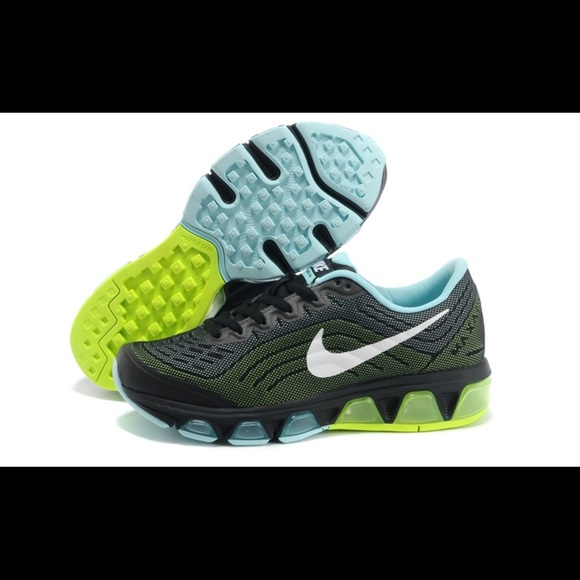 on sale 081c1 64e3f Nike Air Max Tailwind 6 Women Neo Green Gray. M 5ab8301346aa7cbac9efa3bb